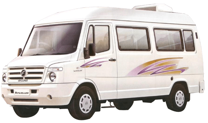 14 Seater Tempo Traveller By Chandigarh Car rentals
