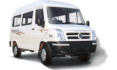 Tempo Traveller hire Chandigarh Car rentals